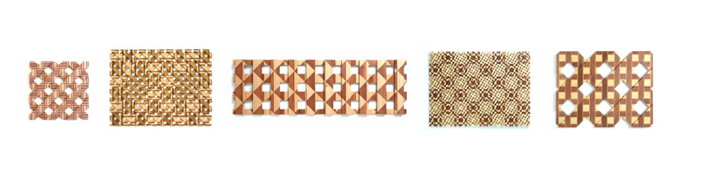 Mashrabiya Lattice series